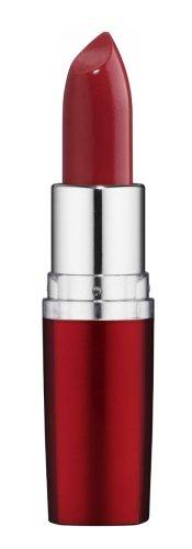 Maybelline New York Make-Up Lippenstift Moisture Extreme Lipstick Dark Rosewood / Sattes Dunkelrot mit melonigem Duft, 1 x 5 g