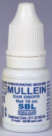 Mullein Ear Drops Ear Infections Earache