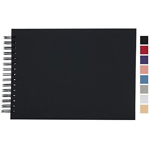 álbum de fotos hojas negras fabricante potricher
