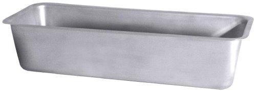 Contacto Edelstahl Back- und Pastetenform 25 x 10 x 7 cm, Volumen 1 l