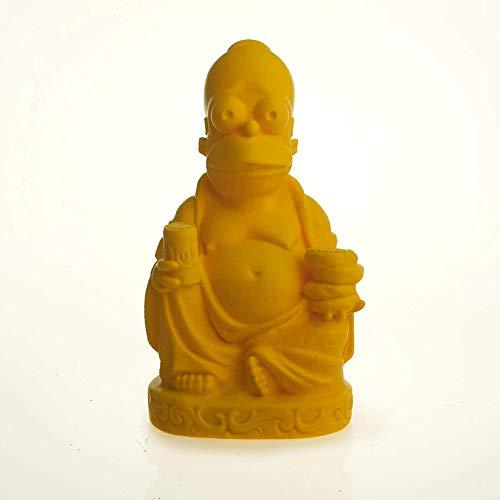 muckychris Homer Simpson Buddha | The Simpsons 2'