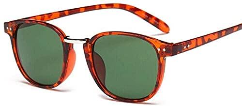 Gafas de sol de anillo de plástico de viga de metal gafas de sol anti-ultravioleta espejos de conducción viseras