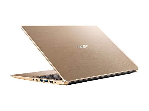 """Acer Swift 3 15.6"""" 1920 x 1080 Core i7-8550U 1.8 GHz 8 GB Memory 256 GB NVME SSD Storage Laptop"""