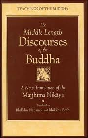 The Middle Length Discourses of the Buddha Publisher: Wisdom Publications