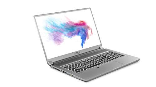 "MSI Creator 17 A10SE-256 17. 3"" FHD 144Hz 72%NTSC Thin Bezel, Close to 100%sRGB Creator Laptop Intel Core i7-10875H RTX2060 16GB 512GB NVMe SSD Win10PRO VR Ready"