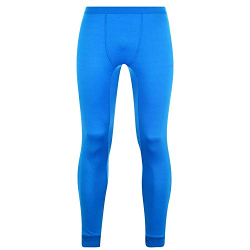 Campri Herren Thermal Leggings Outdoor Sport Thermo Base Layer Stretch Hose Schwarz XXX Large