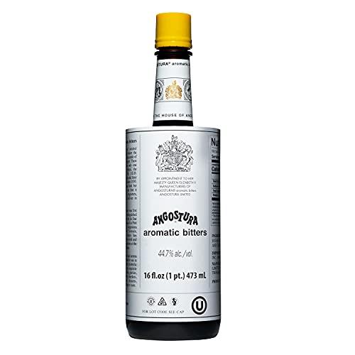 Angostura Aromatic Cocktail Bitters, 16 Fl Oz