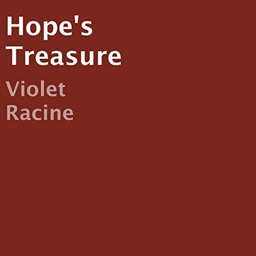 Hope's Treasure audiobook cover art