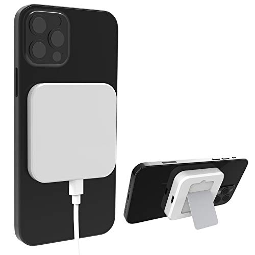 Kdely Magnetisches Kabelloses Ladegerät 15W Magnetic Wireless Charger kompatibel mit MagSafe für iPhone 12 / iPhone 12 Mini/iPhone 12 Pro/iPhone 12 Pro Max
