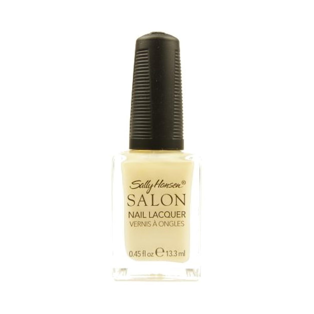 作家最大化する概してSALLY HANSEN Salon Nail Lacquer 4134 - Sheer Pressure (並行輸入品)
