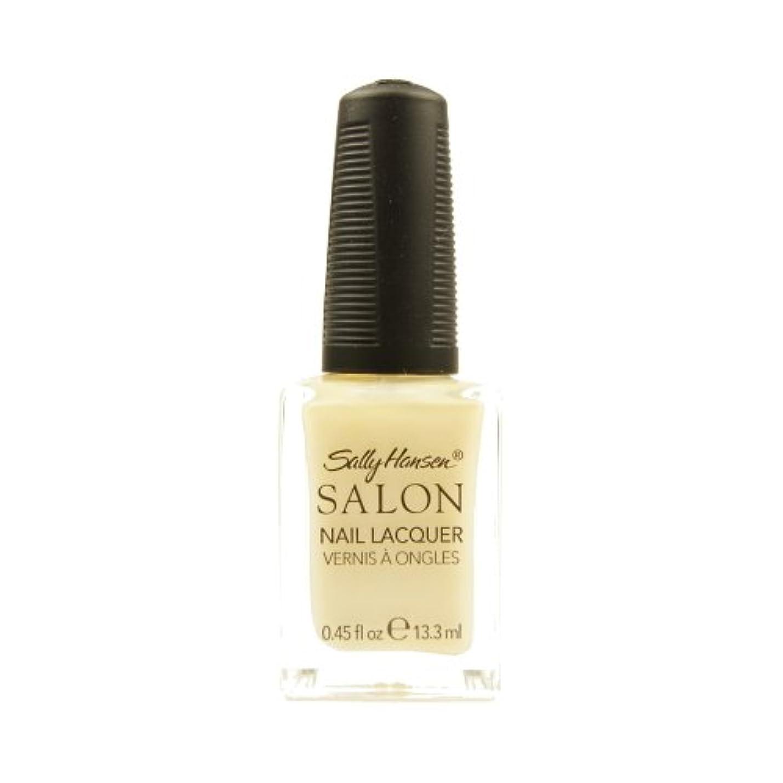 オセアニア目の前のサンダー(3 Pack) SALLY HANSEN Salon Nail Lacquer 4134 - Sheer Pressure (並行輸入品)