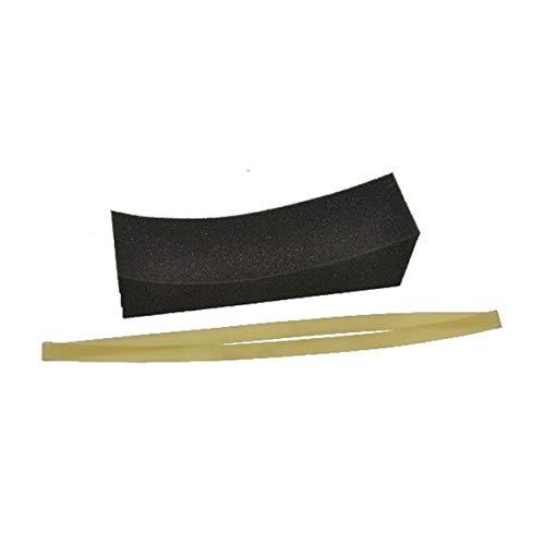 Almohadilla para violín y viola Clementino | Soporte para hombro (1/4-1/2)