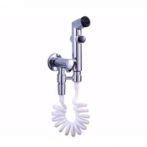 Kraankranen Kraan Bidet WC Badkamer Toilet Spoelen Spuitpistool onder druk Spuitpistool Schoonmaken Wasmachine Spray douchekop