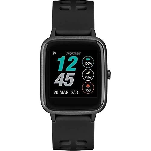 Relógio Mormaii Unissex Full Display Preto - MOLIFEAB/8P