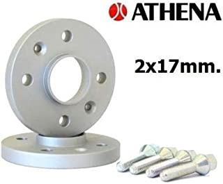 2007/>2014 KIT 4 DISTANZIALI RUOTE ATHENA 20 MM SMART FORTWO 451-3 FORI