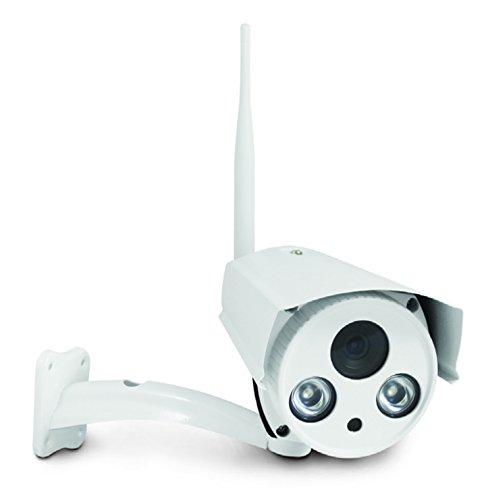 Avidsen 123287 Videocamera IP da Esterno Bianco