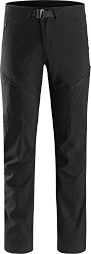Arc'teryx Palisade Pant Men's | Quick Dry Hiking Pant | Black, 36W x 32L