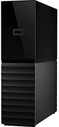 WD 8TB My Book Desktop External Hard Drive, USB 3.0 -...