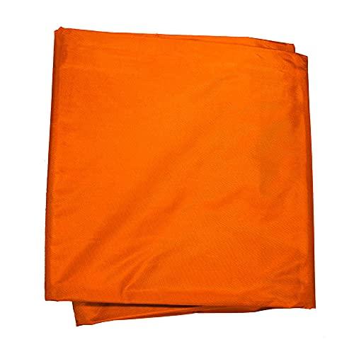 Lazy Place Pur XXL Sitzsack Outdoor Bezug, ca. 140 x 180 cm, Neu (orange)