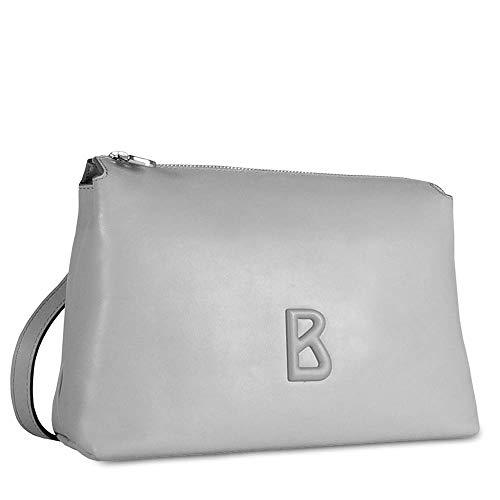 Bogner Laax Tilda Shz - Bolso bandolera, color Gris, talla 10x19x21 cm (W x H x L)