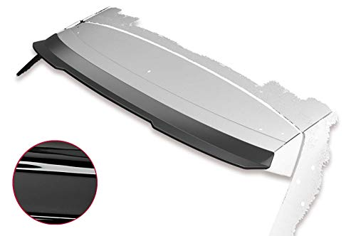 CSR-Automotive Heckflügel hochglänzend schwarz HF580-G