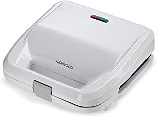KENWOOD 2IN1 SANDWICH MAKER WHITE, SMP02.000WH