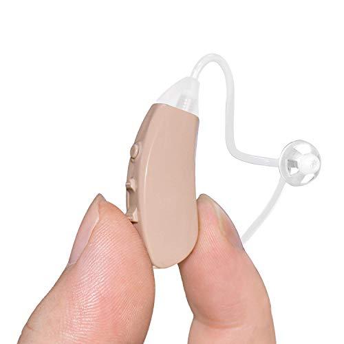 Amplificatore dell udito digitale BTE ha una tecnologia 100% digitale, molto discreta-Audioactive