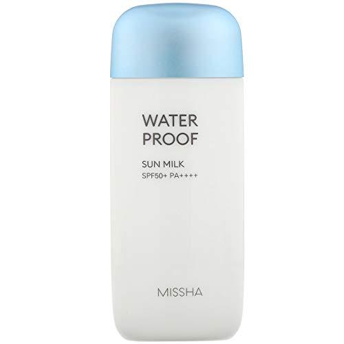 Missha All Around Safe Block Waterproof Sun Milk SPF 50+ PA++++ 70ml