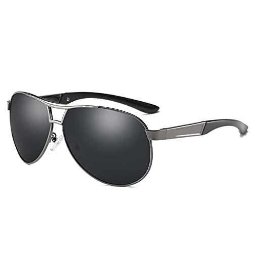 LUOXUEFEI Gafas De Sol Gafas de sol para hombre Gafas de sol para hombre Gafas de sol para conducir al aire libre Hombre