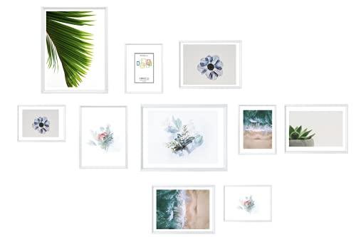 Marcos De Fotos Multiples Pared Blanco marcos de fotos multiples  Marca Chely Intermarket