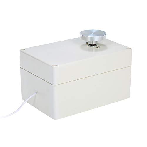 pequeño y compacto Máquina de cerámica KKmoon DIY Craft con USB, mini torno, ruedas de cerámica, platos …