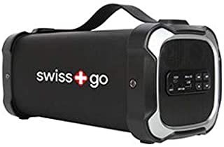 Altavoz Bluetooth portatil Swiss go ara
