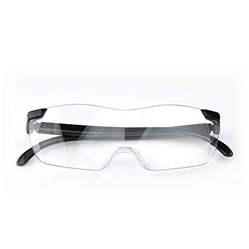 Lupa de 250 grados Lupa Gafas de presbicia Gafas de lupa Gafas de lectura portátiles Lupa-