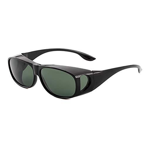 APCHY Gafas De Sol Deportivas Polarizadas para Hombre Y Mujer con Protección UV400 Béisbol Juvenil Ciclismo Pesca Correr Gafas TAC,C