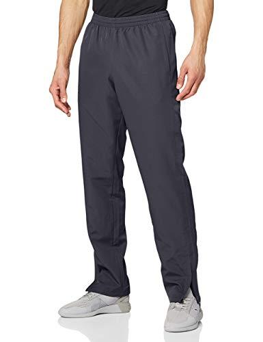 Under Armour Vital Woven Pants, pantalón de chándal Hombre, Negro (Black/Black/Onyx White), L