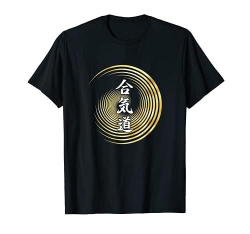 Vórtice de energía de Aikido Camiseta