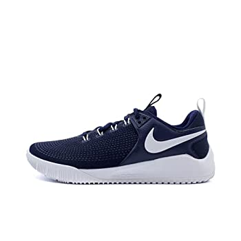 Nike Women s Zoom HyperAce 2 Volleyball Shoes  6 Navy/White