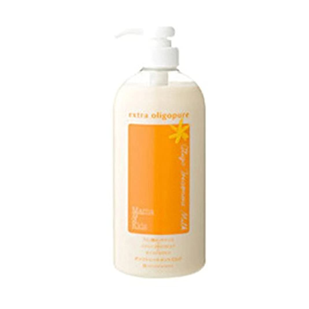 適合するアマゾンジャングル少ないママ&キッズ オリゴトリートメントミルク 720ML/Mama&Kids Oligo Treatment Milk/护发素