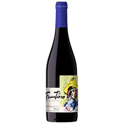 Faustino Art Collection trocken Tempranillo Rotwein Rioja - 6 x 0,75 l Fl