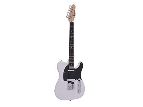 Elektrische gitaar van esdoorn 22 toetsen pick-up besturing van dimavery tonen