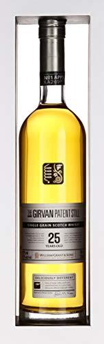 Girvan Patent Still 25 Jahre Grain-Rye-Corn Whisky (1 x 0.7 l)