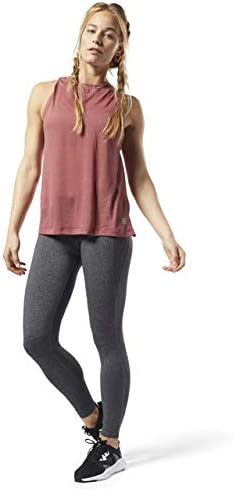 Reebok Women's Work Out Ready Popular Detail OFFicial store Tee Sup