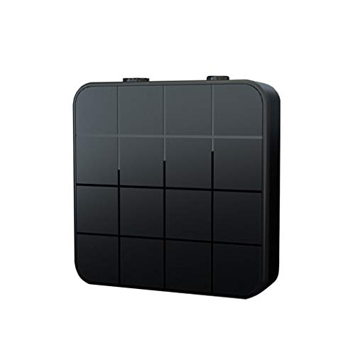 Guangcailun Bluetooth 5.0 o transmisor Receptor Jack de 3,5 mm 2 en 1 AUX RCA estéreo Adaptador de música inalámbrico de Altavoces de televisión
