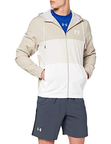 Under Armour Herren Sportstyle Wind Graphic Jacke, Highland Buff, XL