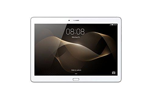 Huawei Mediapad M2 10 - Tablet de 10.1 Pulgadas FullHD (WiFi, Procesador Octa-Core HiSilicon Kirin 930, 2 GB de RAM, 16 GB de Memoria Interna, Android 5.1 Lollipop + EMUI 3.1), Color Plata