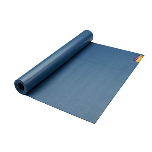 Hugger Mugger Tapas Travel Yoga Mat - Blue