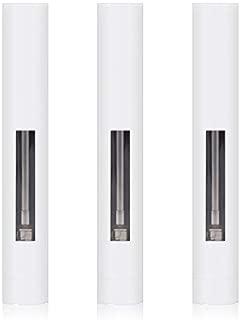 PLM プルームテック ploomtech 互換 アトマイザー カートリッジ 3本セット ホワイト 純正品と同一質感 Geemo C-Tecにも対応