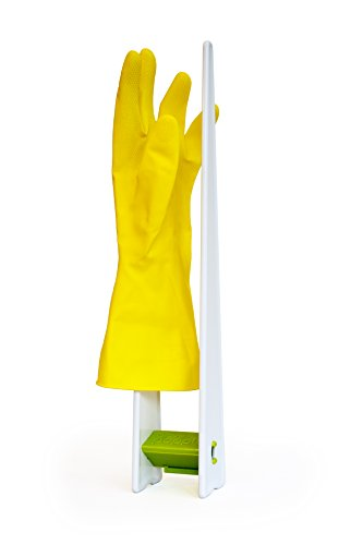 Character Lines Limited Glove Drying Stand to Dry Wet Gloves, Bags and Bottles, a Great Drying Rack for Kitchen and Household Gloves, The Glove Poppit