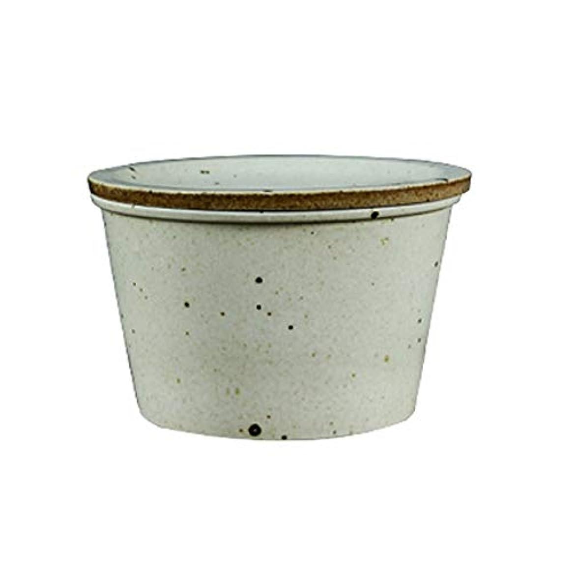 血苦情文句異常なZc-Ayiilihe 耐高温調味料の瓶、セラミック調味料収納ボックスセット、日本の陶器の瓶、蓋付きホームシチューポット (Size : Section B)