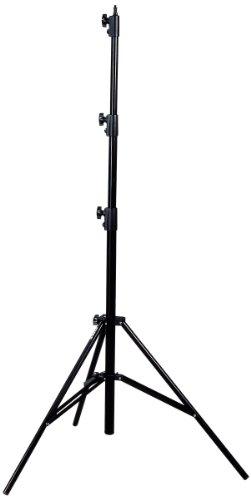 Kaiser Fototechnik Profi Stativ 3 Bein(e) Schwarz - Stative (10 kg, 3 Bein(e), 2,9 m, Schwarz, 2,05 kg)